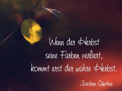 Herbstgedichte Und Kurze Herbstspruche