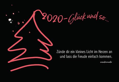 weihnachts und neujahrswünsche 2020