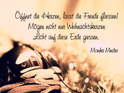 Relativ Weihnachtsgrüsse GESCHÄFTLICH mit kurzen ZITATEN, SPRÜCHEN und CW67